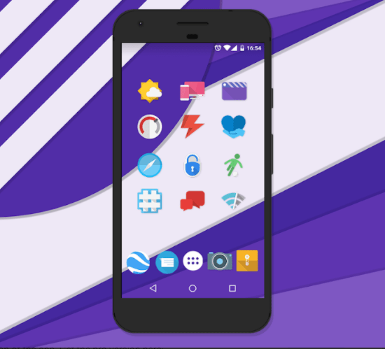 Moonshine Icon Pack