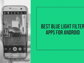 Blue Light Filter Apps