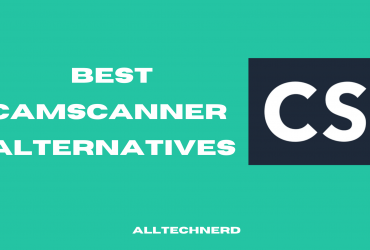 Best CamScanner Alternatives